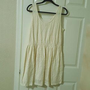 Mossimo Lacy Lounge Dress Size XXL